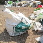 Streich Construction Limited building waste fly tipped on land in Epsom